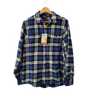 Flannel Shirt Men's Size Medium